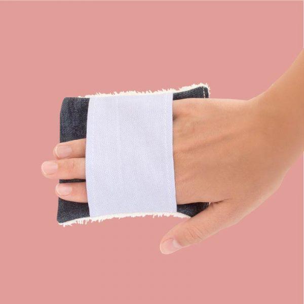 Maxi gant de toilette